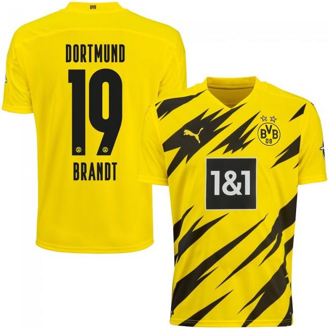 חולצת כדורגל  דורטמונד בית 2021
