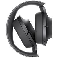 אוזניות Sony MDR100ABN Bluetooth, סינון רעשים חזק במיוחד