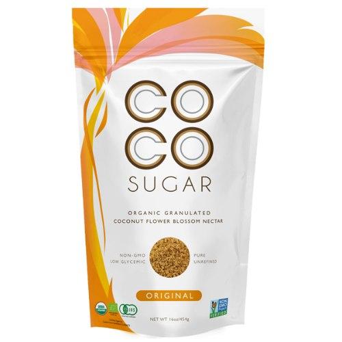 סוכר קוקוס אורגני