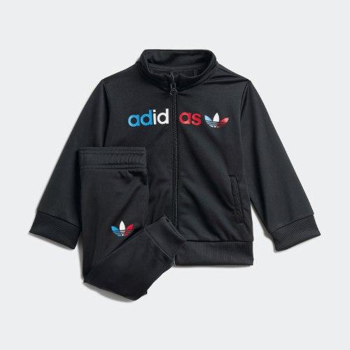 חליפת תינוקות ADIDAS ORIGINALS לוגו צבעוני