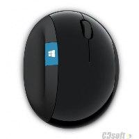 עכבר ארגונומי אלחוטי Microsoft Sculpt Ergonomic 5LV00002 מיקרוסופט