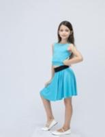 סט טופז - גופיה וחצאית