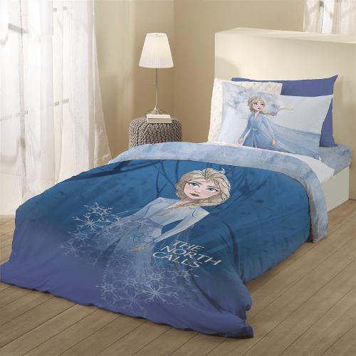 סט מלא יחיד או מיטה וחצי דגם מלכת הצפון 100% כותנה