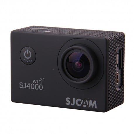 מצלמת אקסטרים SJCAM SJ4000WIFI החבילה המשתלמת