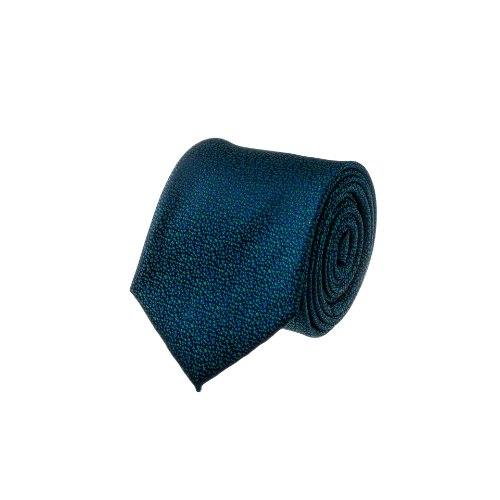 עניבה שלג טורקיז כהה