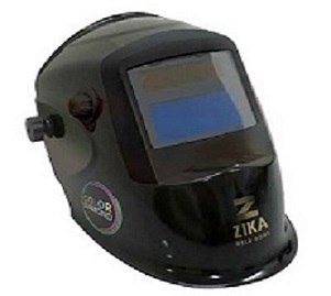 מסיכת ריתוך אלקטרונית זיקה דיימונד ZIKA COLOR DIAMOND