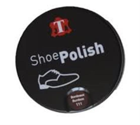 משחת נעליים אדומה לנעליים צבאיות- Shoe Polish