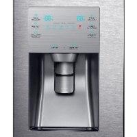 מקרר 4 דלתות מקפיא תחתון Samsung RF28K9070SL 800 ליטר סמסונג עם קיוסק נירוסטה