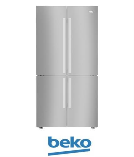beko מקרר 4 דלתות דגם GN1406221X