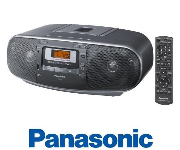 Panasonic רדיו דיסק דגם : RX-D55