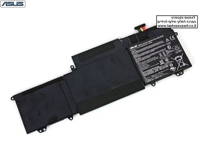 סוללה פנימית מקורית למחשב נייד אסוס ASUS Zenbook Prime UX32A | Zenbook UX32VD | VivoBook U38N | C23-UX32