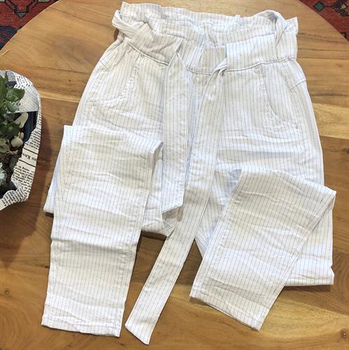 מכנסי MUNICH לבן