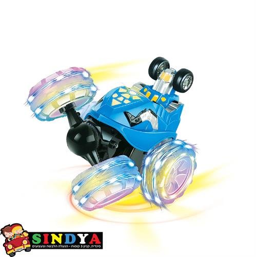 מכונית פעלולים על שלט דגם Twister 360