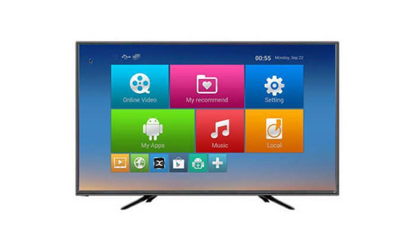 טלוויזיה neon NE75FLED Smart 4K  75 אינטש