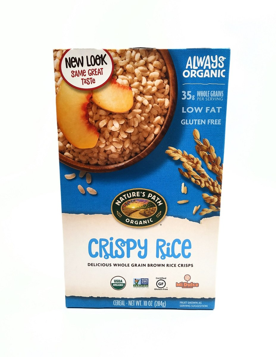 Crispy Rice Cereal