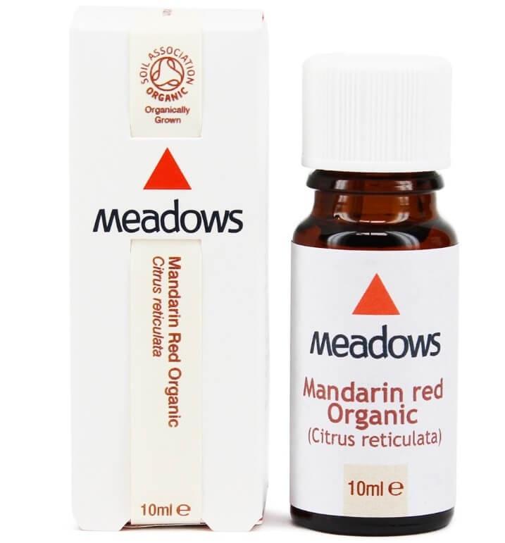 """שמן ארומתרפי מנדרינה (אדומה) 10 מ""""ל - Mandarin (Red) Essential Oil 10cc"""