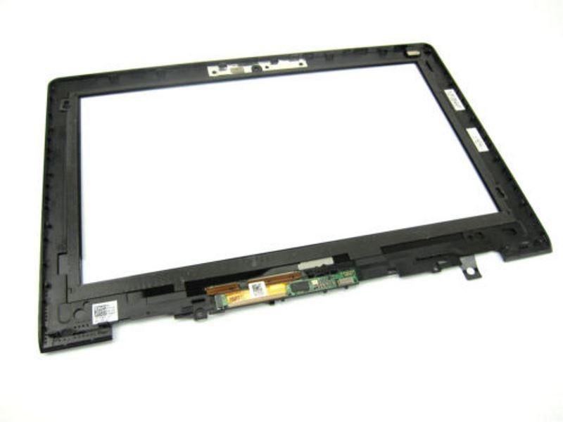 החלפת מסך מגע למחשב נייד דל Dell For Inspiron 11 3000 Series 3135 3137 3138 02KM0P Touch Screen Digitizer Panel With Bezel