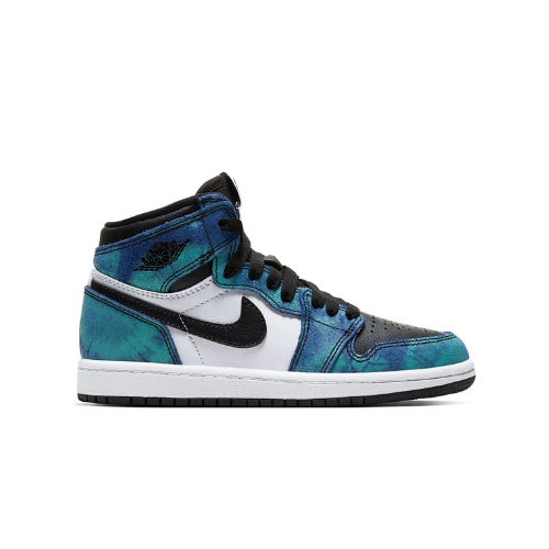 Nike Air Jordan 1 High Tie Dye