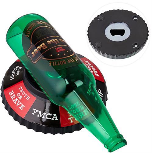 משחק שתייה סובב את הבקבוק
