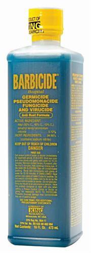 חומר חיטוי ברביסייד קטן- 0.5 ליטר