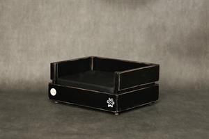 מיטה לכלב- דינגו XS שחור ווש