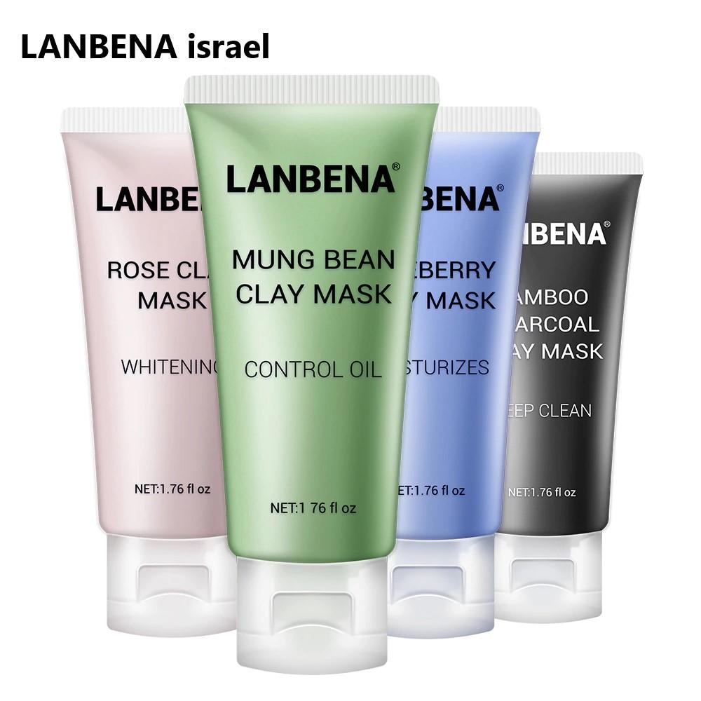 מארז מסכות הצבעים-LANBENA
