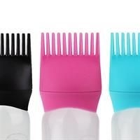 בקבוק מסרק לצביעת השיער- quick & clean color