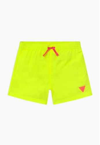 בגד ים צהוב זוהר GUESS - מידות 4 עד 16 שנים