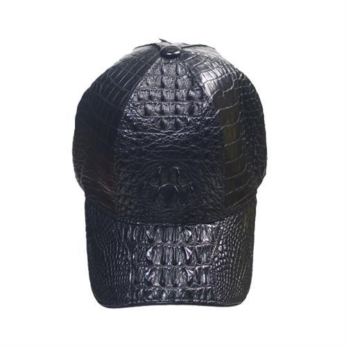 CROCODILE  ROUND BASEBALL BLACK
