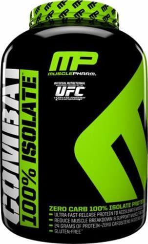 אבקות חלבון כשרה MuslePharm Combat Isolate - 2.26kg