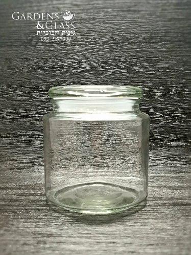 צנצנת שטוחה