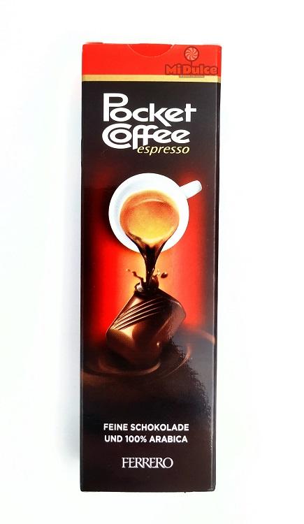 pocket cofee ferrero