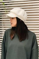 כובע צמר מצחייה פריז