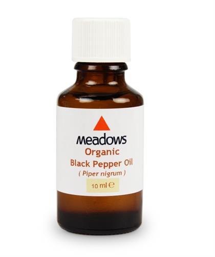 שמן ארומתרפי פלפל שחור - Black Pepper Essential Oil