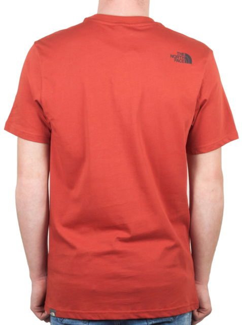 חולצה נורט פייס מדגם  The North Face men Simple Dome T-Shirt