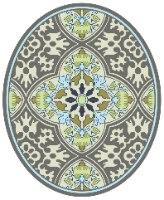 שטיחון ומדבקה לאסלה ויקטוריה דגם 227