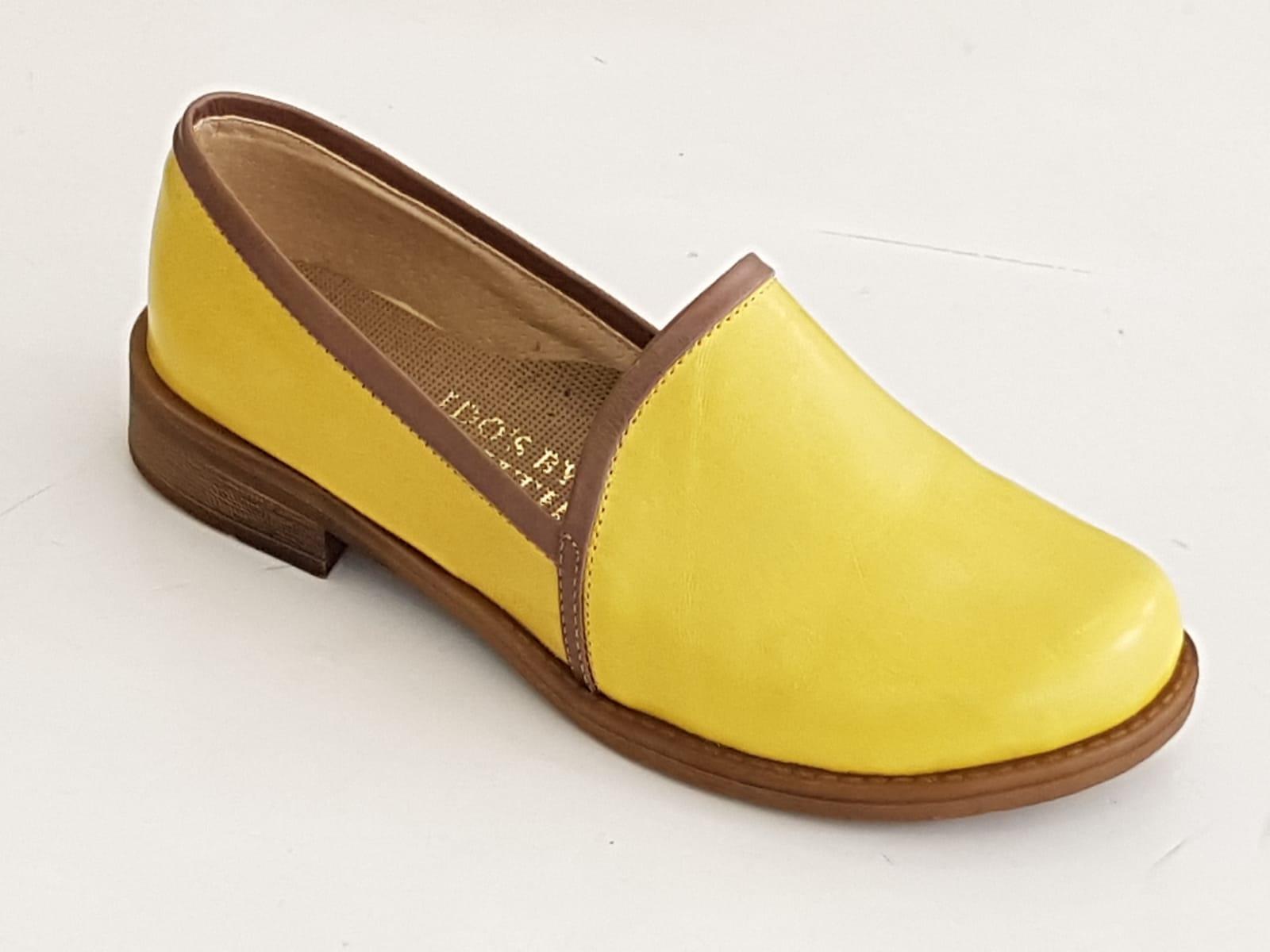 נעל לשון פספול (עד מידה 43)