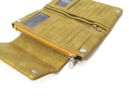 ארנק אופנה BIAGINI פירנצה צהוב