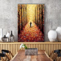 הליכה ביער