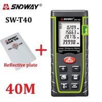מד לייזר מקצועי sndway למדידת שטח,נפח,מרחק ב150 שקלים בלבד
