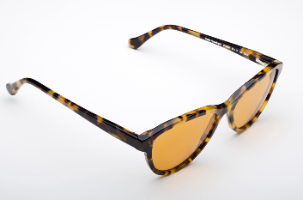 משקפי היפרלייט (נגד קרינה) דגם THE-0201BN חום