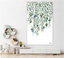 אומנות ישראלית טבע ירוק