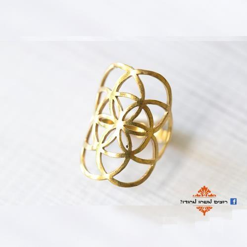 טבעת זרע החיים