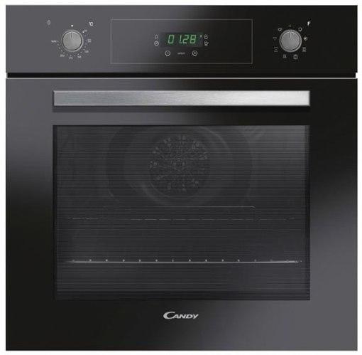 תנור אפייה בנוי דיגיטלי קנדי CANDY FCP605NXLE-ISR זכוכית שחור