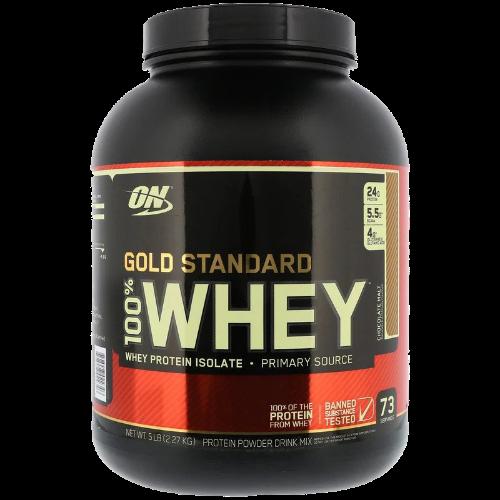 """אבקת חלבון אופטימום גולד 2.27 ק""""ג - Optimum Gold - Whey"""