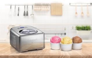 Cuisinart מכשיר להכנת גלידה דגם ICE100BCU