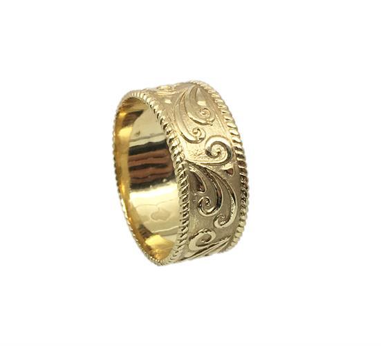 טבעת נישואין נשים זהב 14 קארט MY05170073533