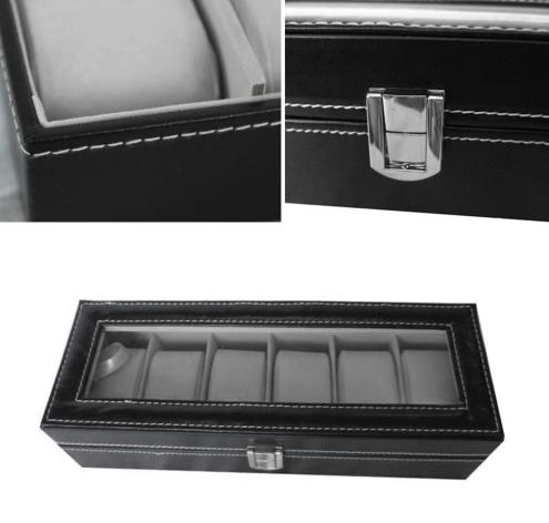 קופסה לאחסון שעונים
