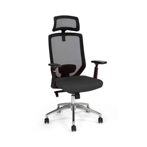 """כסא משרדי ד""""ר גב Breeze"""
