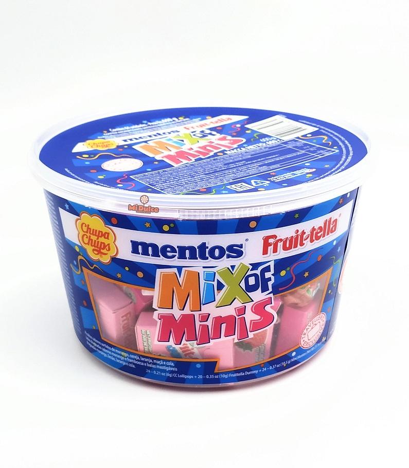 Mix Of Minis באקט ענק!!